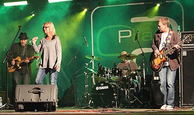 Dzień pierwszy – koncert w Pile