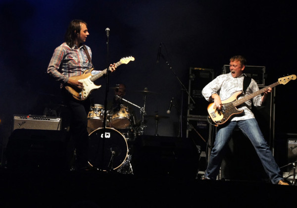 Festiwal Blues Express 2015