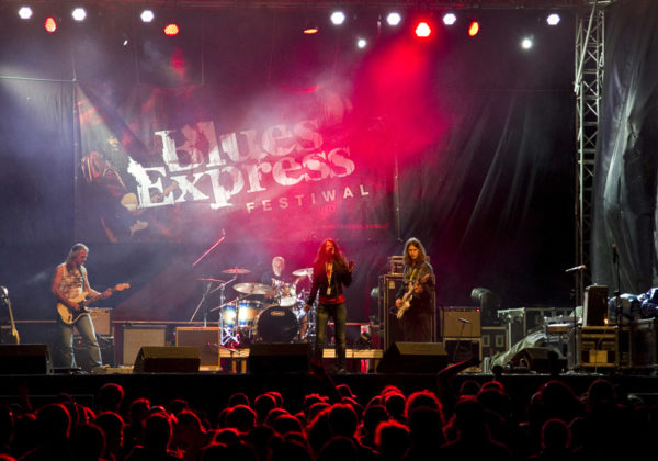 Koncerty Blues Express 2016