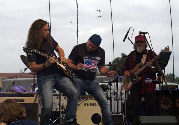 Blues Express 2017 – piątek 7 lipca w Pile