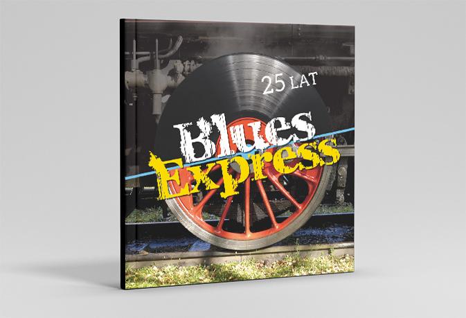 Album 25-lecie Festiwalu Blues Express