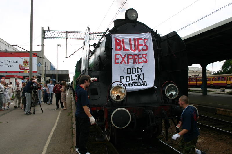 Blues Express 2004
