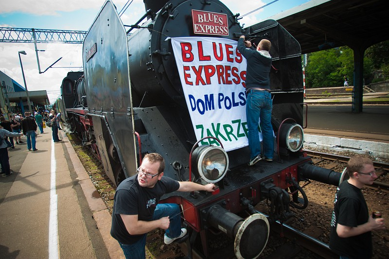 Blues Express 2011 – 2