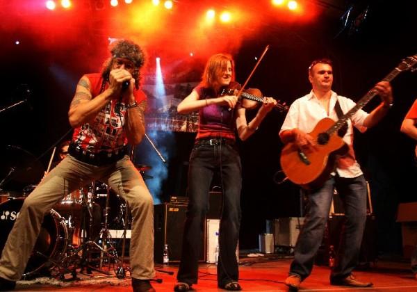 Festiwal Blues Express 2008