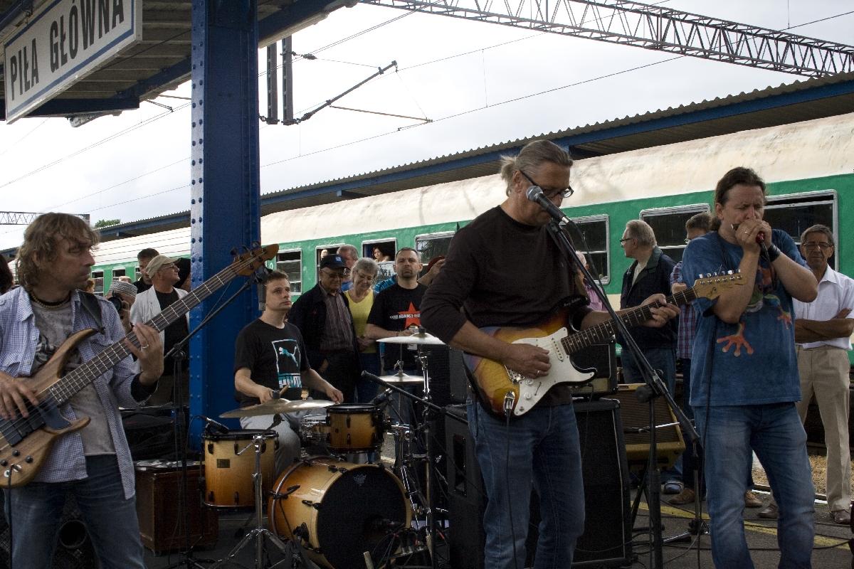 BE 2014 – pociąg