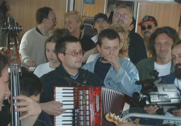 Festiwal Blues Express 2000